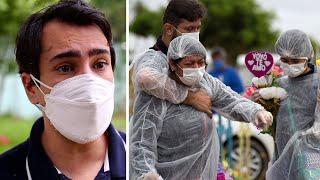 Inside Manaus: Reise in den gefährlichsten Corona-Hotspot der Welt (Videoreportage aus Brasilien)
