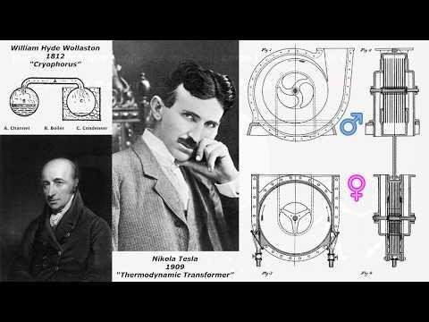 Nikola Tesla's Cold Steam Engine - Masterclass Part 3 - Implosions