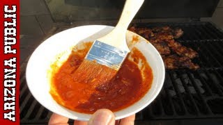 Homemade Barbecue Sauce - Easy Bbq Video Recipe