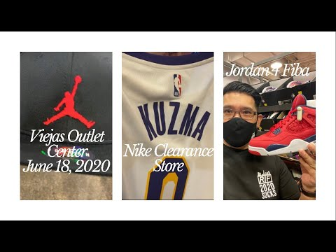 viejas outlet nike store