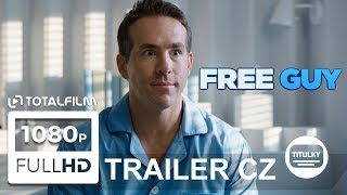 Free Guy (2020) CZ HD trailer (Ryan Reynolds, Taika Waititi)