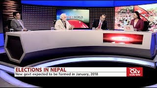 connectYoutube - India's World - Elections in Nepal
