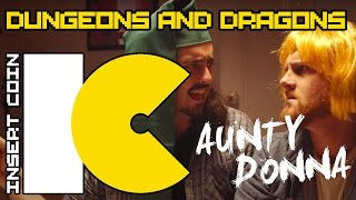 dungeons and dragons   aunty donna   insert coin