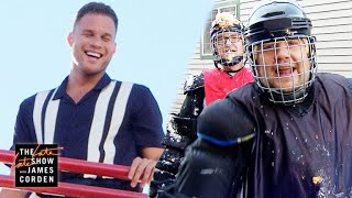 Basketball or Cake? w/ Blake Griffin & Paul Feig