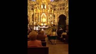Cossiers dance- St. Francis church - majorca