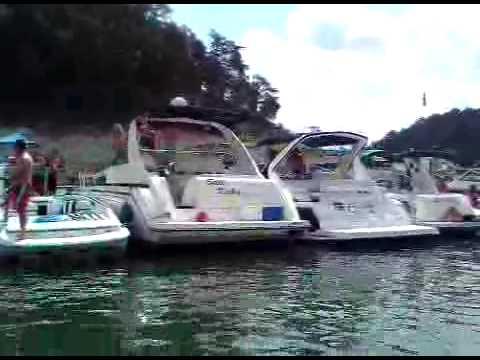 Lake Cumberland Poker Run Harmon Creek Party Cove
