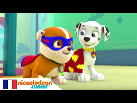 paw patrol la pat 39 patrouille le r seau nickelodeon junior youtube. Black Bedroom Furniture Sets. Home Design Ideas