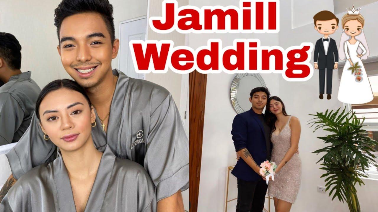 JAMILL WEDDING