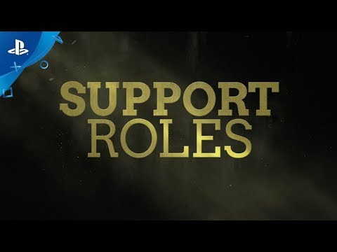 Call of Duty: WWII Insider - Support Roles | PS4