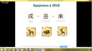 Фен шуй прогноз на 2018 год Земляной Собаки. Летящие звезды 2018.