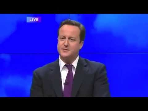 BBC Democracy Live: David Cameron Speech to Conservative Party Conference 2011 [Equality Network]