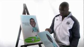 Meet the team with Micah - Manchester City