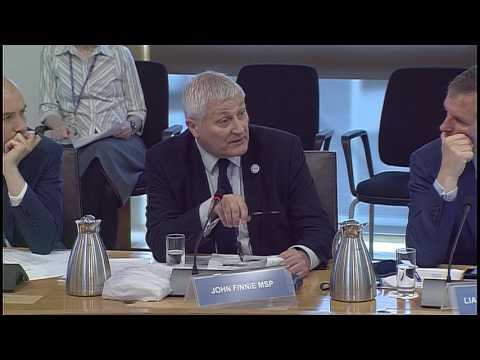 Justice Committee - Scottish Parliament: 30 May 2017