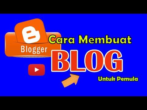 Tahapan membuat Blog mulai Awal sampai dengan menghasilkan dari Iklan Google Adsense : 1. Buat Blog .