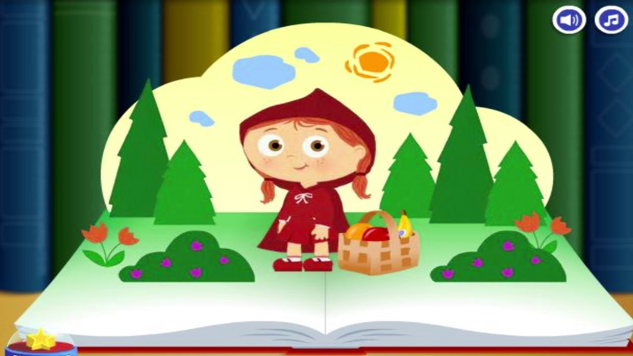 Red Riding Hood Super Why