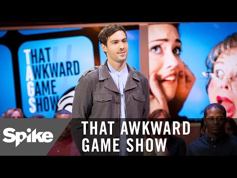 Jeff Dye's 'That Awkward Game Show' Brings The Laughs To Spike On October 12