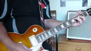How to play BROWN EYED GIRL Van Morrison by Guitars Rock