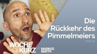 Markus Barth – Die Rückkehr des Pimmelmeiers