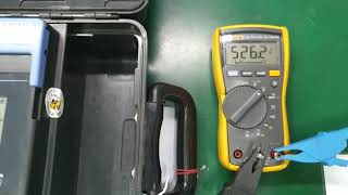 Hioki 3455 Insulation Tester Repair and Calibration by Dynamics Circuit (S) Pte. Ltd.