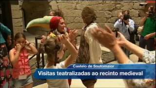 Coñecer o Castelo de Soutomaior este verán será aínda máis emocionante