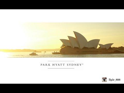 Park Hyatt Sydney : Opera Suite Room : Australia