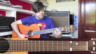 GUITARRA ACORDES BASICOS APRENDE A TOCAR LA GUITARRA SOL DO RE LAm MANERA FACIL LECCIONES GUITARRA