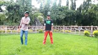 Dancing Siju vs Robin - Angul dance video