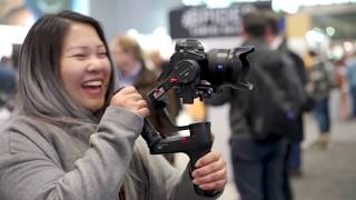 Zhiyun Weebill LAB Footage and First Impression on Crane 3 LAB | By Jason Vong
