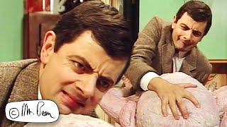 Celebrate THANKSGIVING with 1 Hour of MR BEAN Stuffing the TURKEY! | Mr Bean Special | Mr Bean