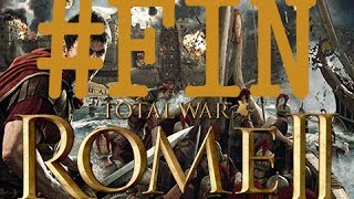 Total War : Rome II - Hannibal ad portas! - THE END : Scipion vs Hannibal!!!
