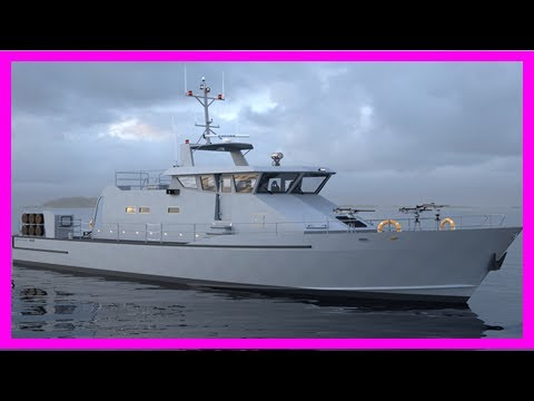 Breaking News | Metal shark nets another navy contract