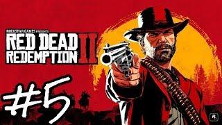 KOWBOJ O DWÓCH TWARZACH - Let's Play Red Dead Redemption 2 #5 [PS4]