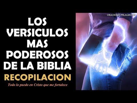 Los Versículos más Poderosos de la Biblia | Fortalece tu Fe y Confianza en Dios