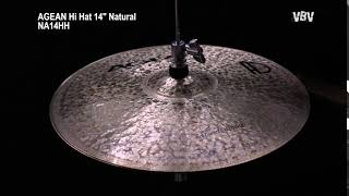 "14"" Hi Hat Natural video"