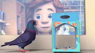 The Fixies | The Bird Feeder | Videos For Kids | Cartoons For Kids