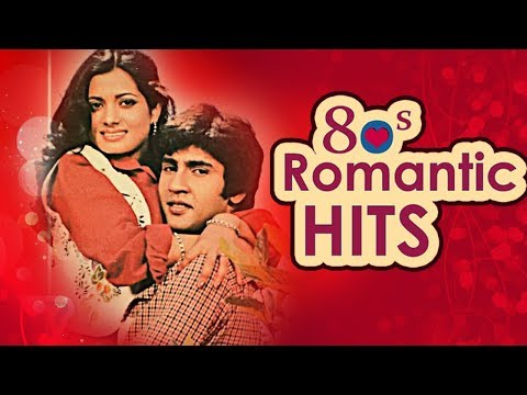 80s Romantic Songs  Bollywood Superhit Love Songs JUKEBOX  Best Hindi Songs HD