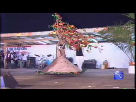 """G.B.T.V. CultureShare ARCHIVES 1988: GRENADA NATIONAL QUEEN SHOW """"Contestants in costume"""" (HD)"""