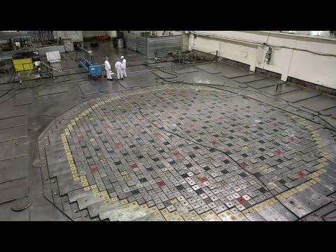 Энергия: Атомный реактор на быстрых нейтронах