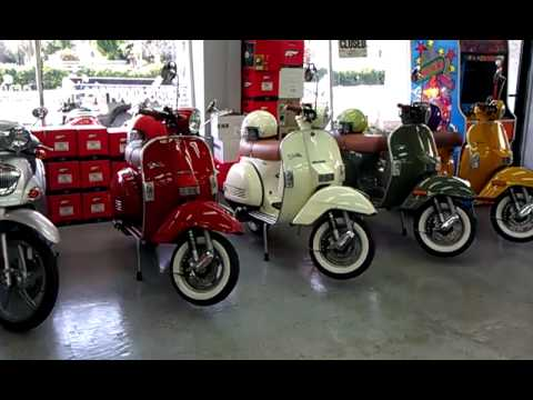 4T Stella's @ Noho Scooters