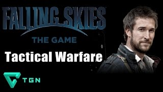 Falling Skies: The Game - Tactical Strategy Gameplay Review - Little Orbit