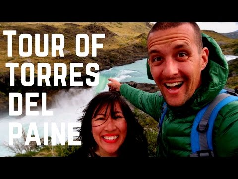 Day Tour TORRES DEL PAINE NATIONAL PARK  | Las Torres del Paine, Patagonia, Chile