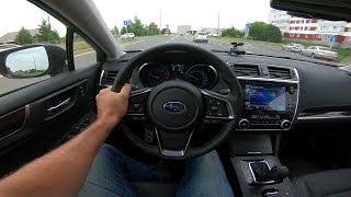 2018 Subaru Legacy 2 5i-S CVT POV Test Drive