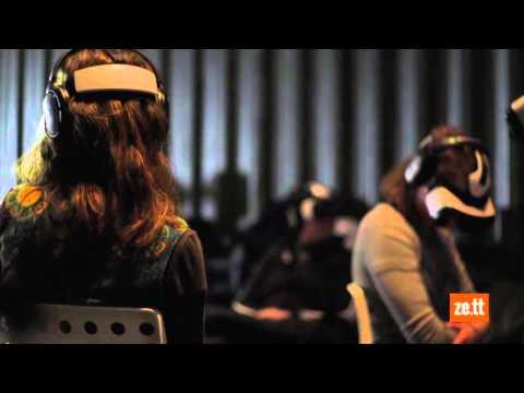 Zu Besuch beim ersten Virtual-Reality-Festival in Berlin