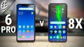 END of Xiaomi? Honor 8X vs Redmi Note 6 Pro Full Comparison