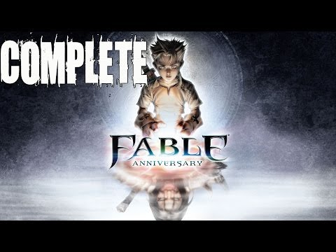 Fable Anniversary Full Game Walkthrough - No Commentary