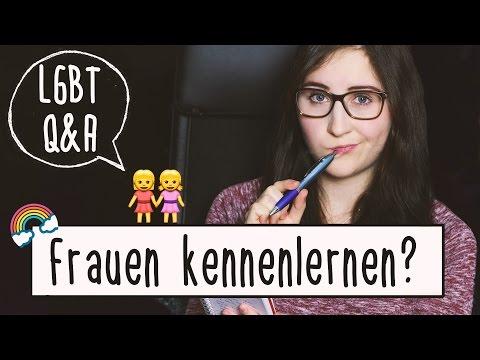 Wie lernt man QUEERE FRAUEN kennen? | LGBTQ&A