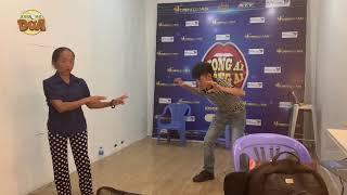 Hậu trường độc quyền: Bà Tân Vlog tập luyện chinh phục 100 triệu Thách thức danh hài 6