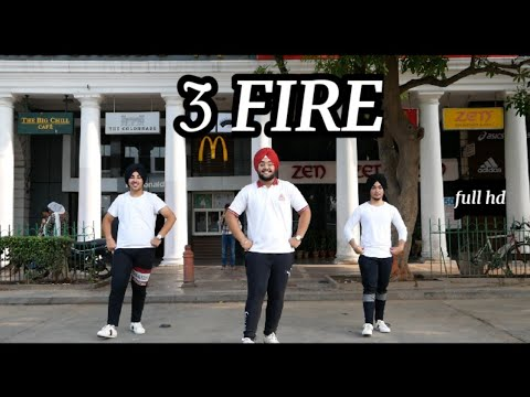3 FIRE : SHARRY MANN (BHANGRA VIDEO) FEATS MISTABAAZ   SWAALINA   NEW PUNJABI SONG   FOLK FUSION