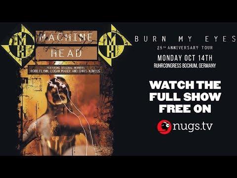 Machine Head - Live from Ruhrcongress Bochum, Germany