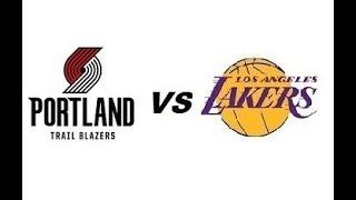 Portland Trailblazers vs Los Angeles Lakers NBA Full Highlights (NOVEMBER 15TH 2018-19)